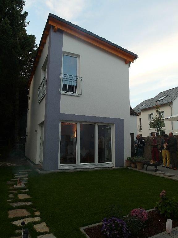 sanierung wohnhaus und neubau atelier, friedrichsdorf